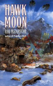Cover of: Hawk Moon (Laurel-Leaf Books) | Rob Macgregor
