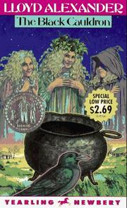 Cover of: Black Cauldron, The