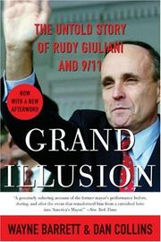 Cover of: Grand Illusion | Wayne Barrett