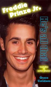 Cover of: Freddie Prinze, Jr., he's all that