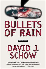Cover of: Bullets of rain
