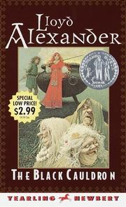 Cover of: The Black Cauldron (Pyrdain Chronicles)