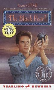 Cover of: The Black Pearl  (Newberry Honor Book)