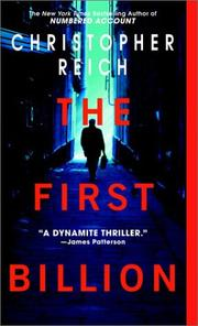Cover of: The first billion: a novel