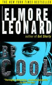 Cover of: Be cool