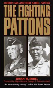 Cover of: The Fighting Pattons | Brian Sobel