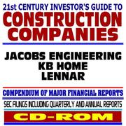21st Century Investors Guide to Construction Companies by United States