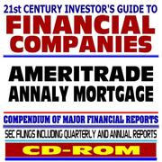21st Century Investors Guide to Financial Companies by United States