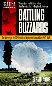 Cover of: Battling buzzards