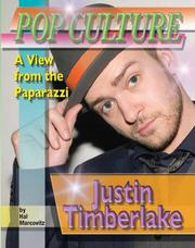 Cover of: Justin Timberlake (Popular Culture: a View from the Paparazzi)