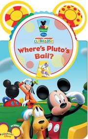Cover of: Where's Pluto's Ball?