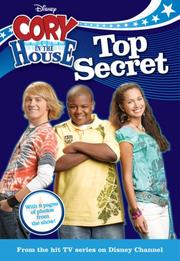 Cover of: Junior Novel #2: Top Secret! (Cory in the House)