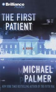 Cover of: First Patient, The