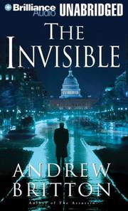 Cover of: Invisible, The (Ryan Kealey) | Andrew Britton