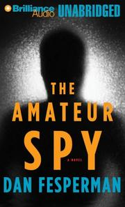 Cover of: Amateur Spy, The