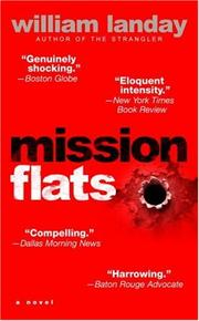 Cover of: Mission flats