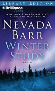 Cover of: Winter Study (Anna Pigeon)