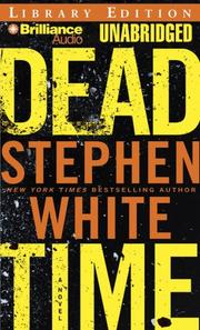 Cover of: Dead Time (Dr. Alan Gregory) | Stephen White