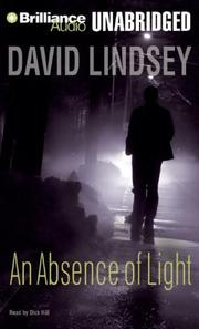 Cover of: Absence of Light, An | David Lindsey