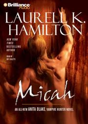 Cover of: Micah (Anita Blake Vampire Hunter)