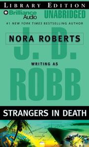 Cover of: Strangers in Death (In Death, No. 26)