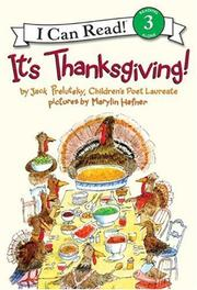 Cover of: It's Thanksgiving!