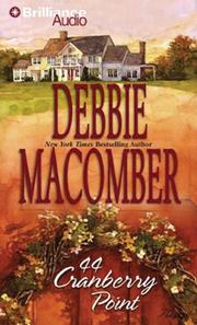 Cover of: 44 Cranberry Point (Cedar Cove)