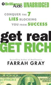 Cover of: Get Real, Get Rich