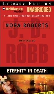 Cover of: Eternity in Death (In Death) | Nora Roberts