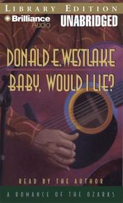 Cover of: Baby, Would I Lie