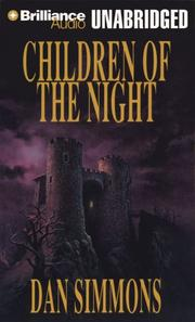 Cover of: Children of the Night