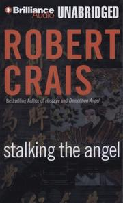 Cover of: Stalking the Angel (Elvis Cole) | Robert Crais