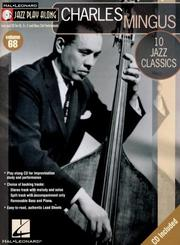 Cover of: CHARLES MINGUS VOLUME 68
