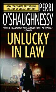 Cover of: Unlucky in law