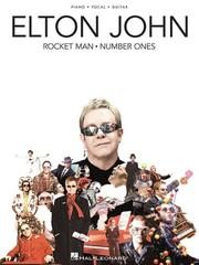 Cover of: ELTON JOHN ROCKET MAN        NUMBER ONES
