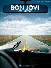 Cover of: Bon Jovi - Lost Highway | Bon Jovi