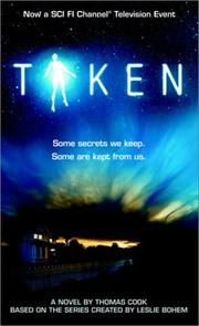Cover of: Taken | Thomas H. Cook
