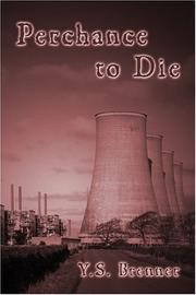 Cover of: Perchance to Die