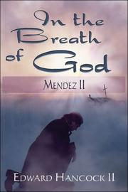 Cover of: In the Breath Of God