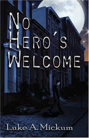 Cover of: No Hero