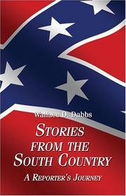 Cover of: Stories from the South Country | Wallace D. Dabbs