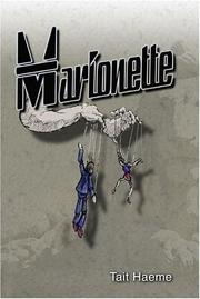 Cover of: Marionette | Tait Haeme