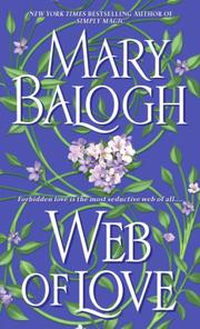 Cover of: Web of Love | Mary Balogh