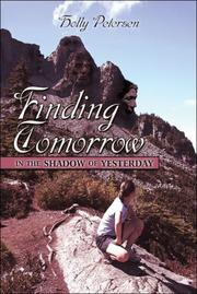 Cover of: Finding Tomorrow in the Shadow of Yesterday