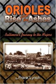 Cover of: Orioles Rise from the Ashes