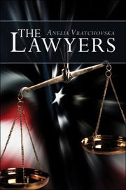 Cover of: The Lawyers | Anelia Vratchovska
