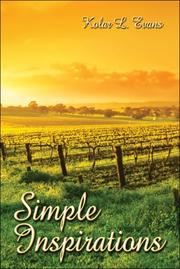 Cover of: Simple Inspirations | Kolar L. Evans