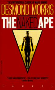 Cover of: The Naked Ape | Desmond Morris