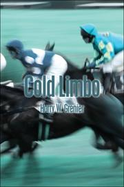 Cover of: Cold Limbo | Harry W. Grenier