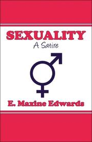 Cover of: Sexuality | E. Maxine Edwards